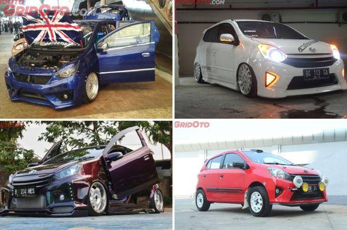 70+ Modifikasi Dalam Mobil Agya Terbaik