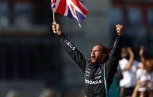 Lewis Hamilton Bukan Pengecut, Bentrok dengan Max Verstappen di F1 Inggris 2021
