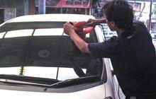 Kaca Mobil Muncul Bintik-Bintik Jamur, Cara Hilangkannya Begini
