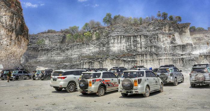 Jaddih Hill di Madura jadi tujuan TeRuCI selanjutnya