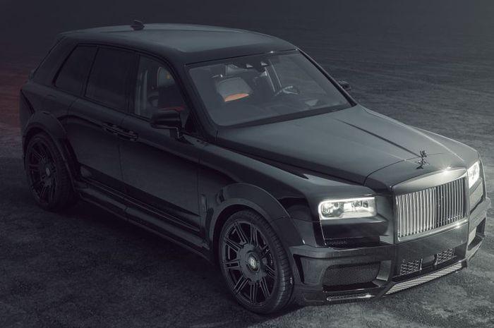 Inspirasi modifikasi Rolls-Royce Cullinan besutan Spofec