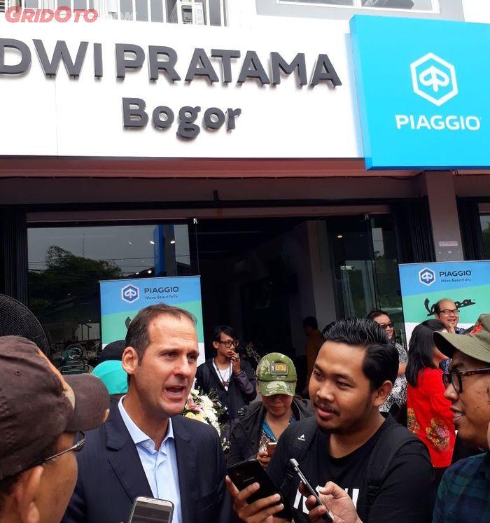Apa Piaggio Indonesia Mau Masukan Aprilia RS150 ke Indonesia