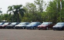 HUT Ke-13 Indonesia Peugeot 306 Community, Gelar Pelantikan 'Lurah Baru'