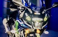 Yamaha R15 V4 Terpotret, Muka Persis YZF-R7, Andalkan Livery MotoGP