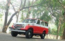 Modifikasi Toyota Land Cruiser FJ55, Simbol Kecintaan Pada NKRI