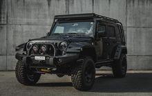 Cartech Berhasil Rombak Jeep Wrangler Rubicon Tampil Lebih Garang