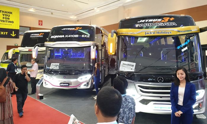 Produk Bus Karoseri Adiputro