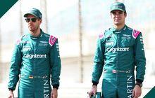 Kembali Jadi Pembalap Tim Aston Martin Tahun Depan, Ini Janji Sebastian Vettel dan Lance Stroll