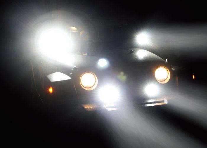 Cara Pasang Lampu Tembak Led Gridoto Com