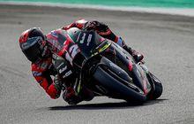 Vinales Potensi Susul Aleix Espargaro di MotoGP Emilia Romagna, Tapi Enggak Dilakukan, Ini Sebabnya
