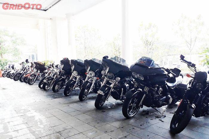 Komunitas Harley-Davidson Club Indonesia (HDCI)