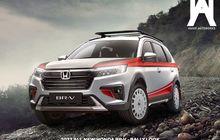 All New Honda BR-V Ganteng Bersolek Rally Look, Simpel Buat Harian