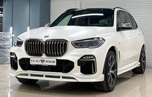 BMW X5 Bersolek Lebih Sporty, Bodi Dual Tone dan Pakai Body Kit Simpel