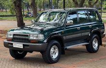 Pelihara Toyota Land Cruiser VX-R 1997, Pajak Tahunan Murah, Cuma Segini