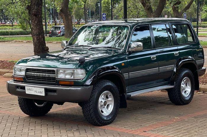Toyota Land Cruiser VX-R 1997 bernama Rojali