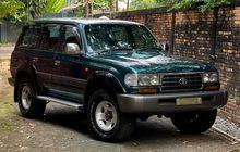 Sebelum Ambil Toyota Land Cruiser VX Seri 80 Bekas, Kenali Penyakitnya