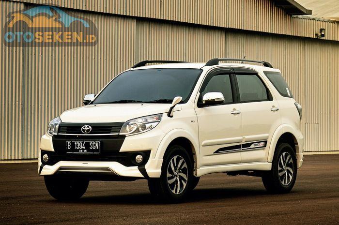 Toyota Rush 2013 Seken Agustus 2020 Tipe Trd Mulus Dijual Segini Gridoto Com