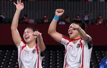Greysia Polii dan Apriyani Rahayu Sabet Medali Emas di Olimpiade Tokyo 2020, Bonusnya Cukup Enggak Ya Buat Beli Mercedes-Maybach S560?