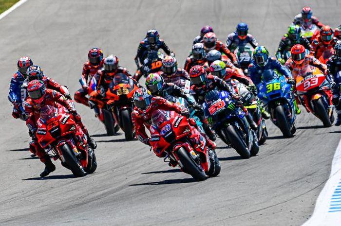 Dorna Sports siapkan sanksi tegas di paruh kedua MotoGP 2021