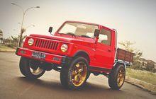 Modifikasi Suzuki Jimny SJ410 Terinspirasi Konsep Pikap Dari Australia