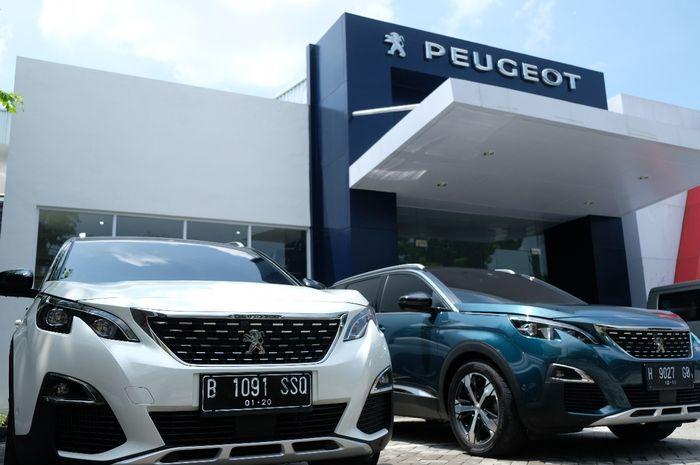 Bengkel Astra Peugeot Tetap Buka, Tak Hanya Emergency, Perawatan Kendaraan Bisa