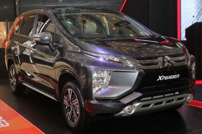 Ilustrasi Mitsubishi Xpander