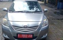 Sikat Sob! Toyota Vios tipe G Tahun 2011 Pelat Merah di Tangerang Dilelang, Limit Tak Sampai Rp 60 Juta