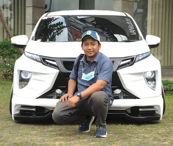 Mitsubishi Xpander Ultimate milik Gilang Cahya, modifikasinya pol