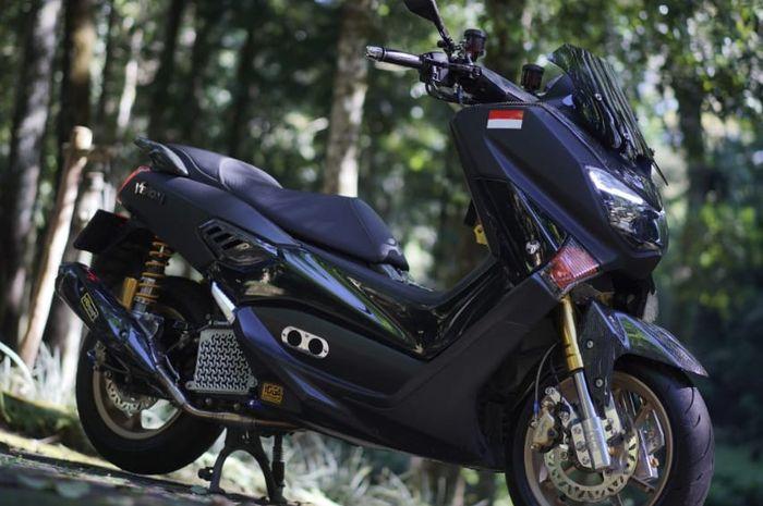 Modifikasi Yamaha NMAX tahun 2018