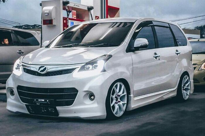 Modifikasi Avanza G 2015