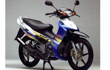 Nostalgia Suzuki Satria 120, Bebek Super yang Meluncur di Masa Krisis