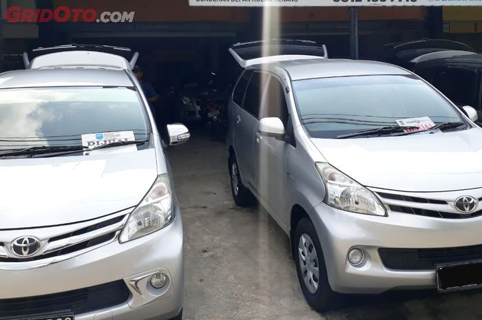 Update Harga Toyota Avanza Bekas Keluaran 2017 2018 Mulai Di Kisaran Rp 130 Jutaan Saja Nih Gridoto Com