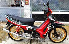 Mesin Yamaha F1ZR Getar Dan Minta Ganti Bearing Kruk As, Siap Duit Segini