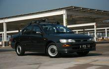 Toyota Great Corolla 'Bule', Bertabur Part Langka Eropa, Pakai Pelek Kaleng