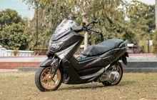 Yamaha NMAX Lama Bersisik Karbon Kevlar Siap Turun Customaxi 2021