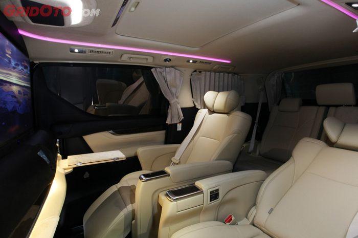 84 Koleksi Bengkel Modifikasi Mobil Alphard HD Terbaru