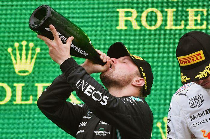 Valtteri Bottas dominasi 58 lap balapan F1 Turki 2021 dan menjadi balapan terbaiknya.