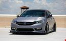 Honda Accord USDM Abu-Abu Elegan, Tambah Menawan Pasang Pelek Kipas