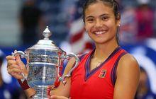 Selain Jago Tenis, Juara US Open 2021 Emma Raducanu Juga Doyan Dunia Balap Lo, Mulai dari F1 Sampai Motocross