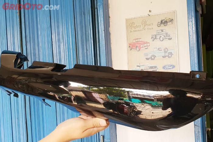 Bedanya Body Honda Astrea Grand original dengan buatan Jawa