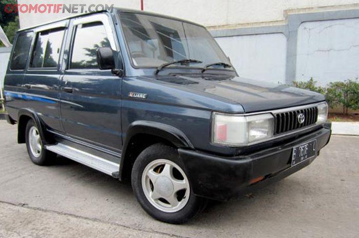 Mengenang Toyota Kijang Sgx Grand Extra 1996 Gridotocom