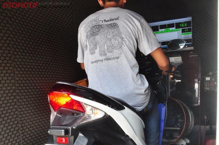 Upgrade Performa Honda Vario 125