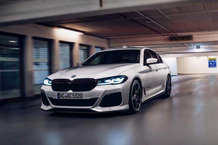 Paket upgrade AC Schnitzer khusus untuk BMW Seri 5 G30 dan G31