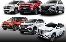 All New Honda BR-V Diluncurkan, Ini Daftar Harga Rush, Terios, XL7, Xpander Cross dan Glory 560 Sebagai Kompetitornya
