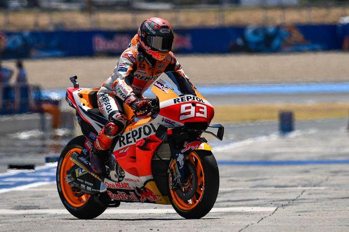 Mungkin jarang yang tahu kalau suhu komponen di motor MotoGP bisa sangat tinggi bahkan bisa sampai ribuan derajat celsius