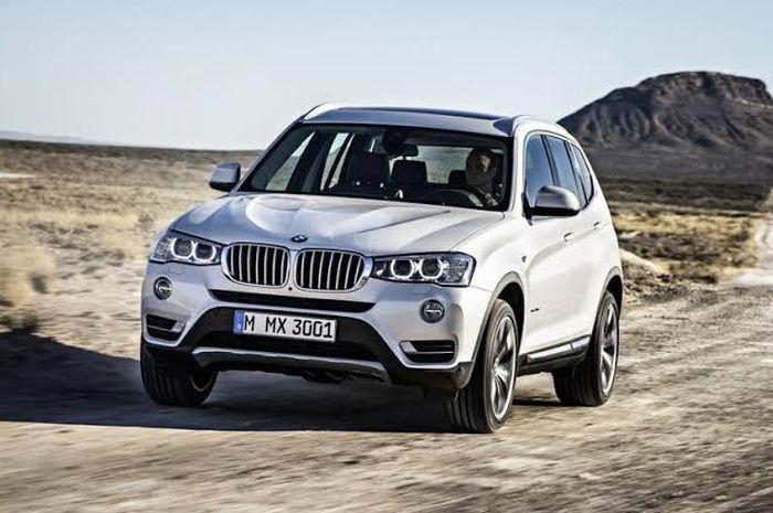 BMW X3 gen 2 (F25)