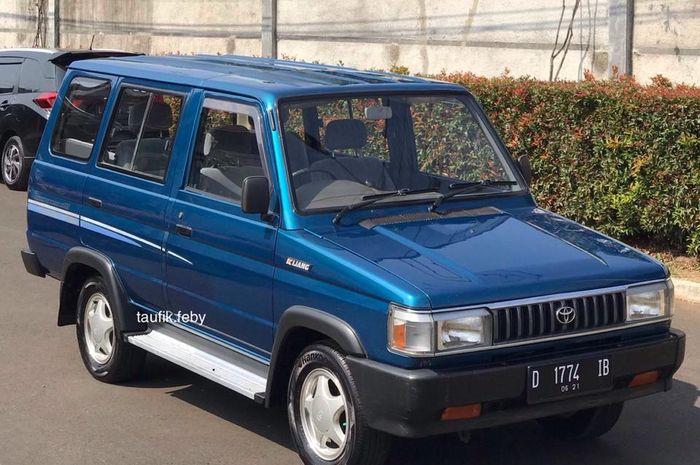 Daftar Terbaru Toyota Kijang Grand Extra 1994 1996 Tipe Ini Cuma Rp 30 Jutaan Gridoto Com