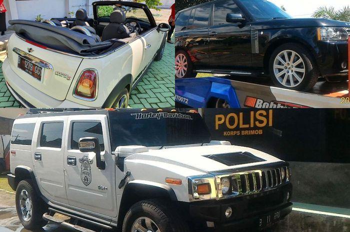 Mulai dari MINI Cooper S hingga Hummer H2 akan dilelang KPKNL Sidoarjo dalam waktu dekat.