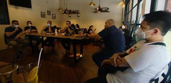 Pembentukan komunitas pemakai KIA Sonet, Sonic (Sonet Indonesia Community)