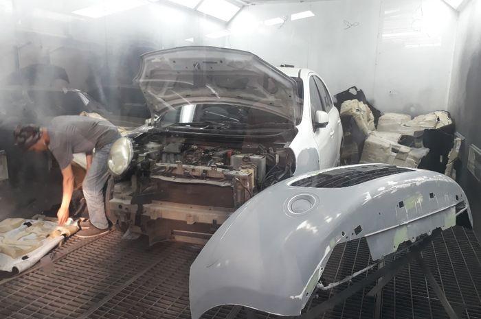 Auto Body Repair Shop >> Mobil Jepang Eropa Dan Amerika Material Bodi Beda Pengaruh